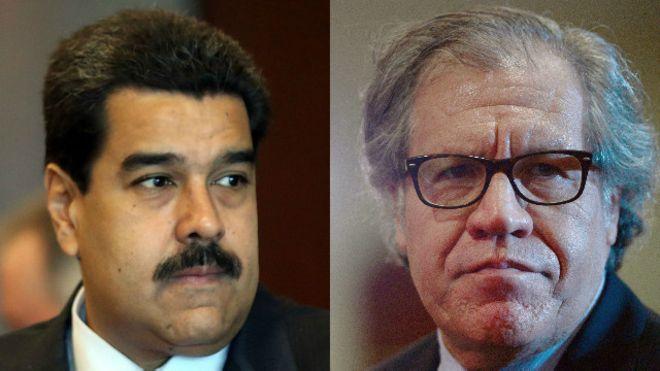 Almagro invoca Carta Democrática ¿a favor o en contra de la democracia?