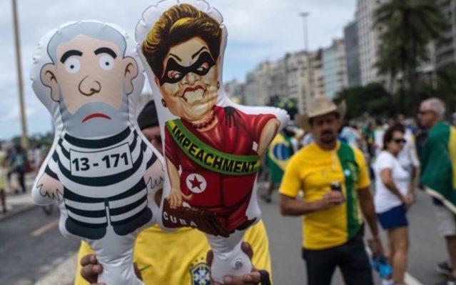 Brasil: la conformación de una clase política golpista