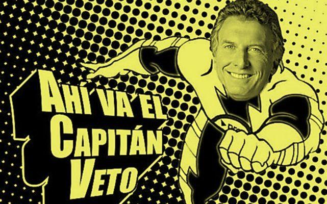 Crónicas del Capitán Veto