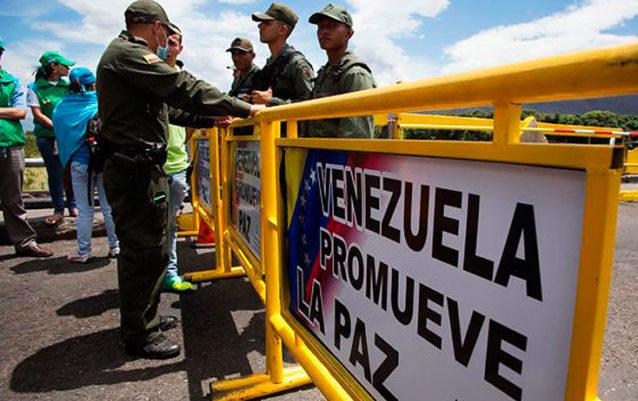 Conflictos en la frontera colombo-venezolana y el retorno del uribismo