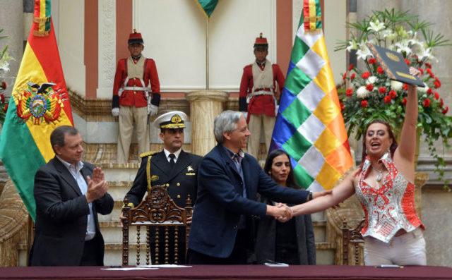 Bolivia: Cuando la identidad es una ley y un derecho