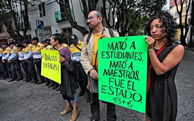 México: Estado de excepción permanente