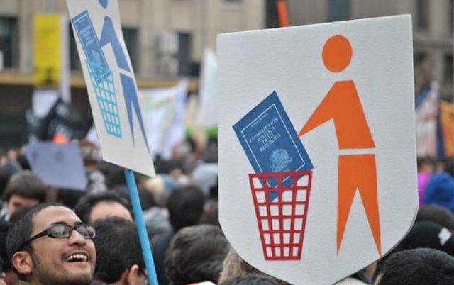 El largo y sinuoso camino hacia un nuevo pacto constitucional en Chile
