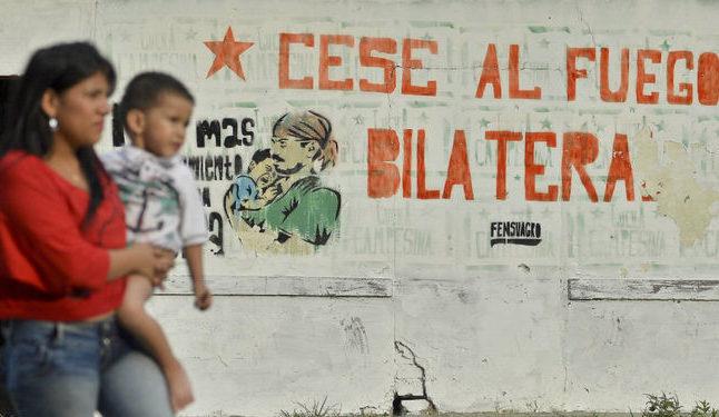 Tensiones y disputas pos inicio del cese al fuego en Colombia