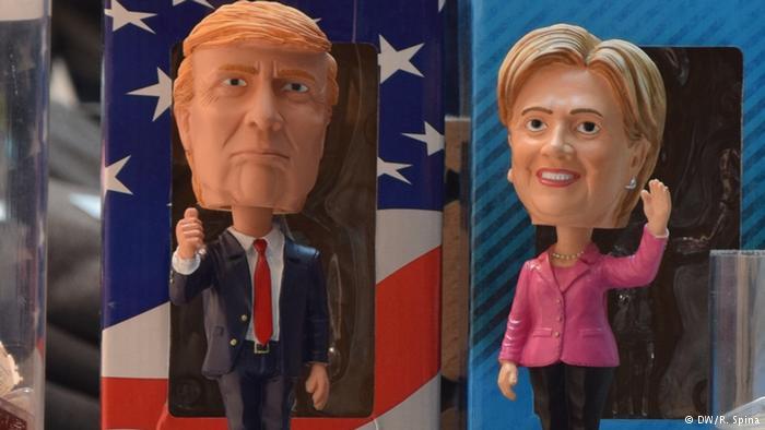 Los candidatos de EEUU y sus alianzas en América Latina