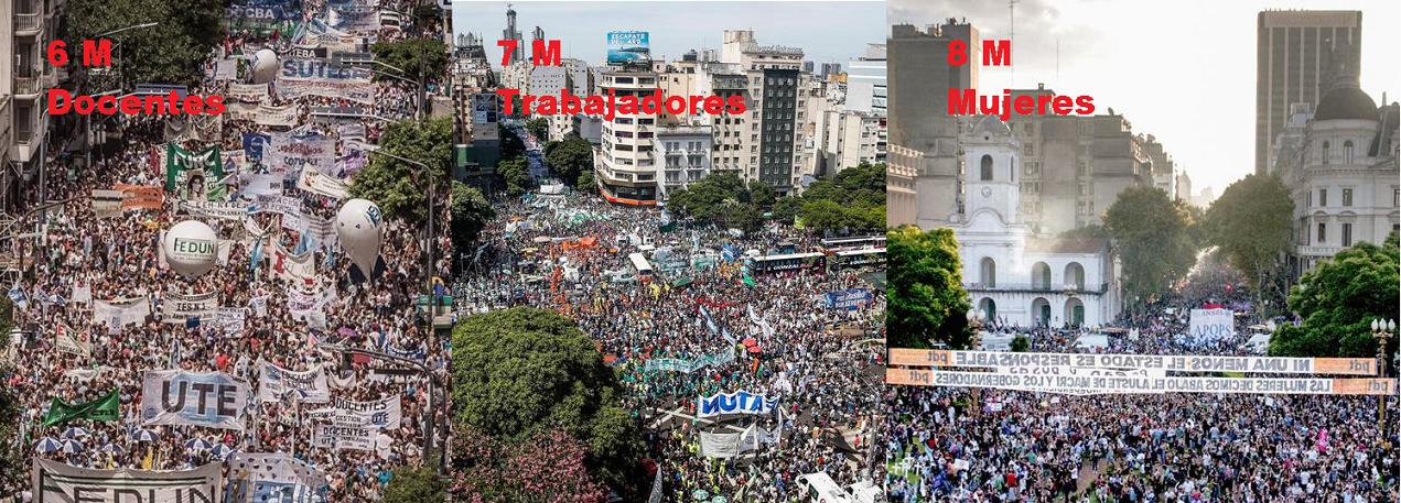 Argentina en movimiento