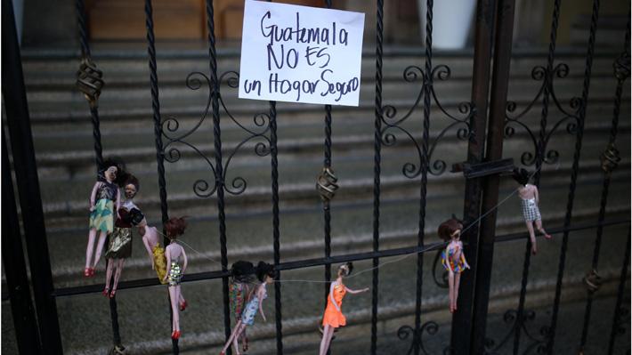 Guatemala: el único accidente es este presidente