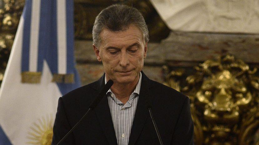 El gobierno de Macri en cuidados intensivos