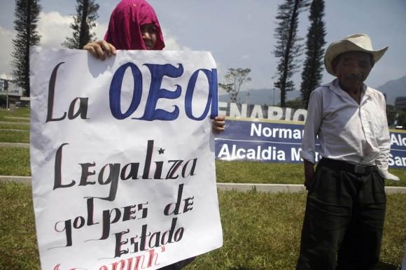 Carta Anti Democrática contra Venezuela