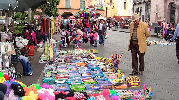 México La Economía Informal La Economía Real Celag