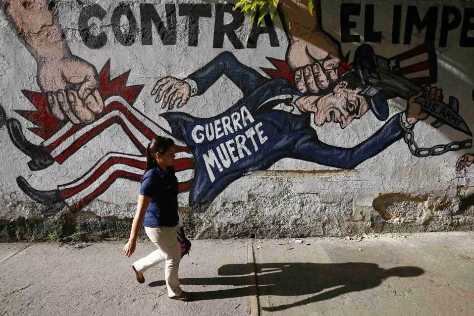 Trump en venezuela