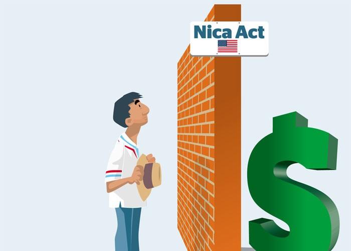 Nica Act, la amenaza estadounidense a la economía de Nicaragua