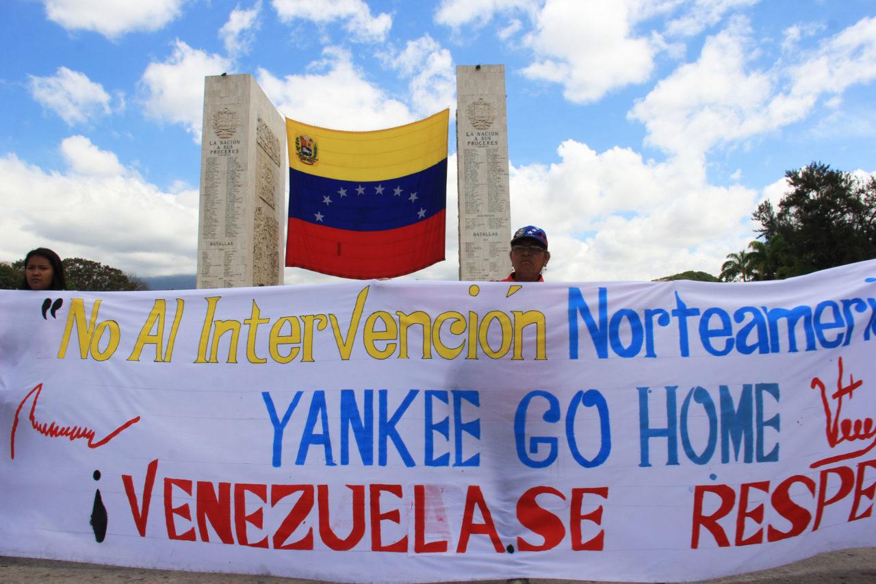Sanciones económicas de EEUU a Venezuela