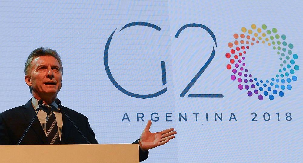 Encuentro del G20 en Argentina: Macri y los límites del libre comercio