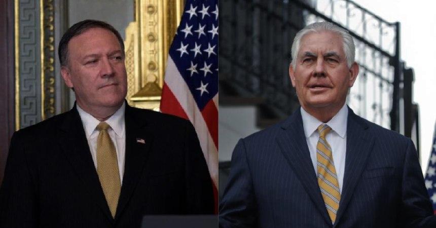Juego de sillas en el Gobierno estadounidense: Trump y el Deep State