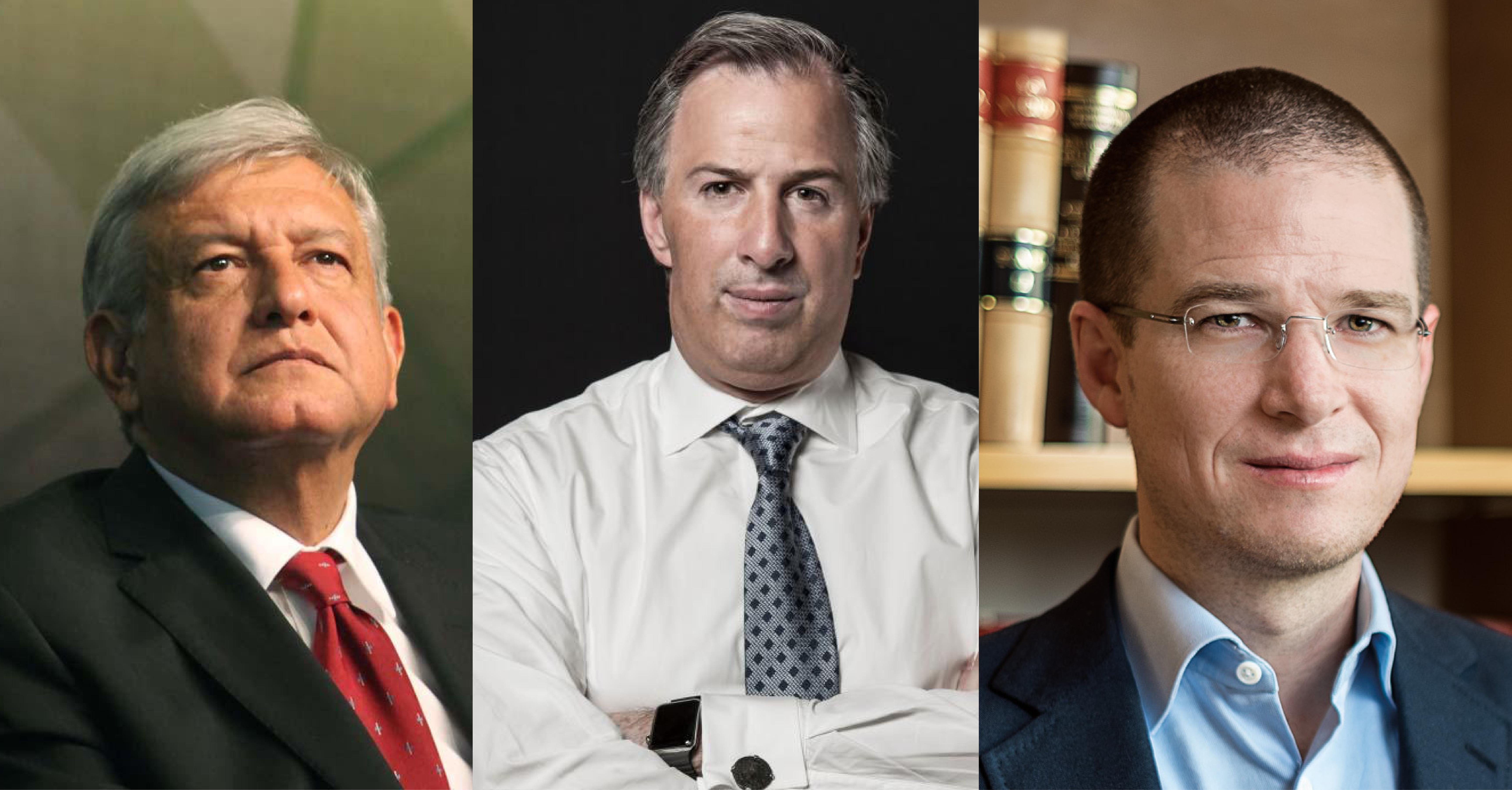 dbeb976f3dfc Propuestas electorales de los candidatos a la presidencia de México ...
