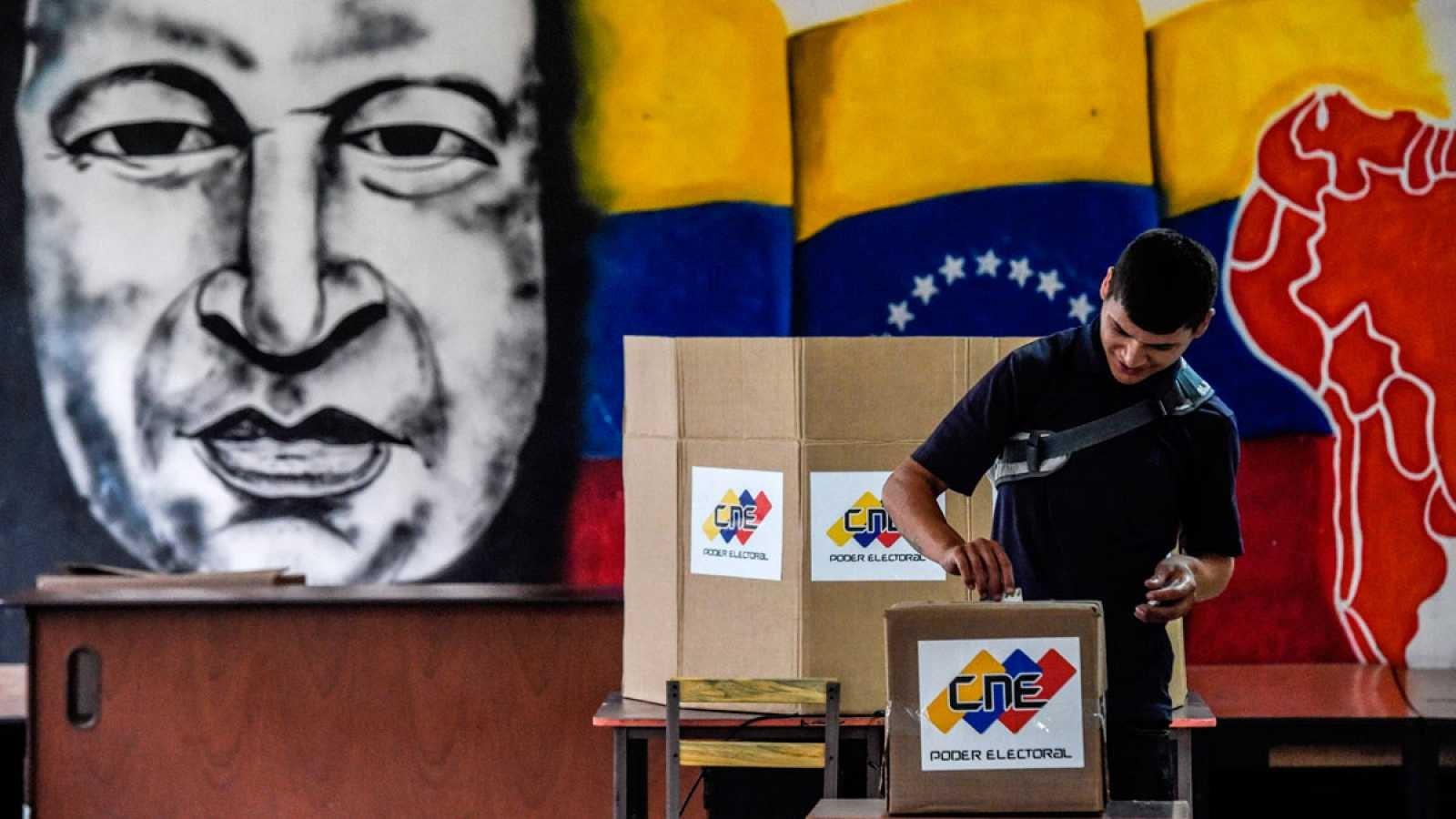 Elecciones y democracia en Venezuela