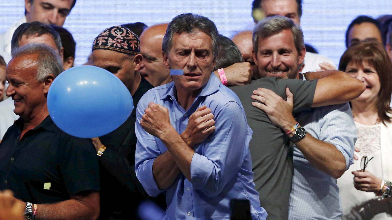 Crisis gobierno Macri