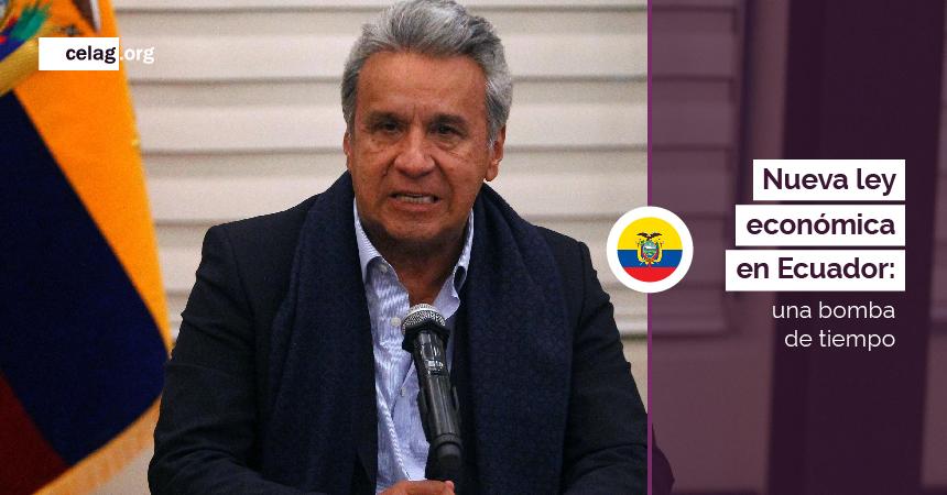 Resultado de imagen para Ecuador: nueva Ley económica urgente incluye derechos a evasores