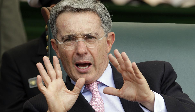 Álvaro Uribe Vélez (Colombia)