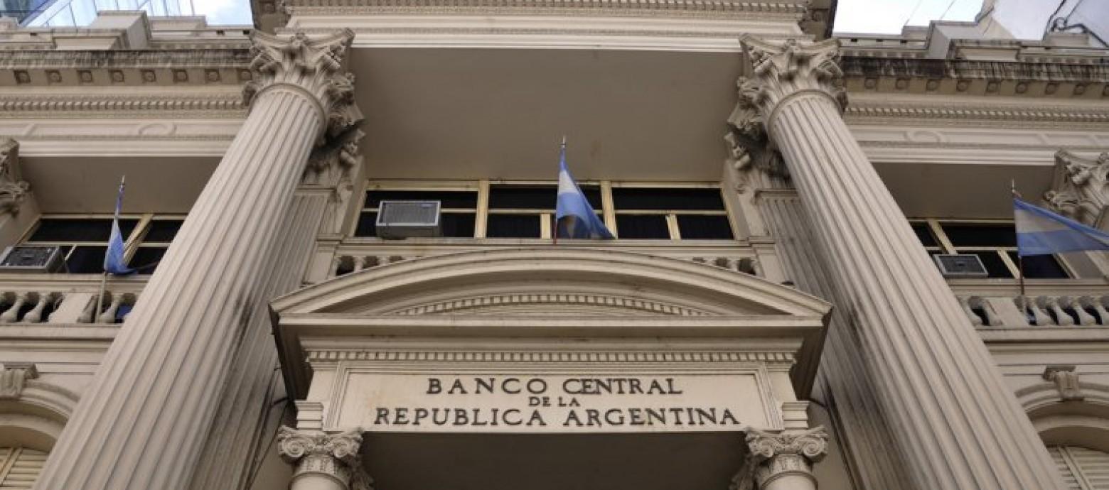 Crisis externa en Argentina
