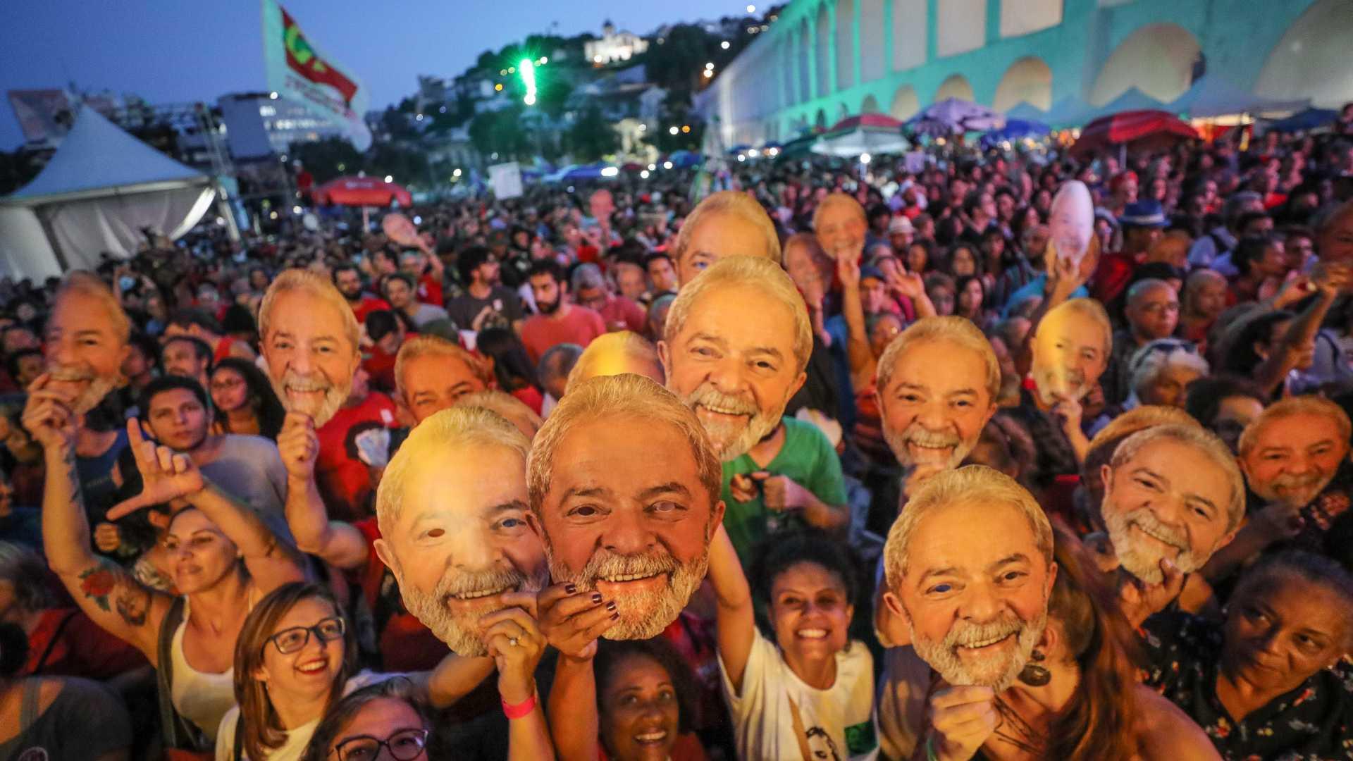 Candidaturas y elecciones en Brasil