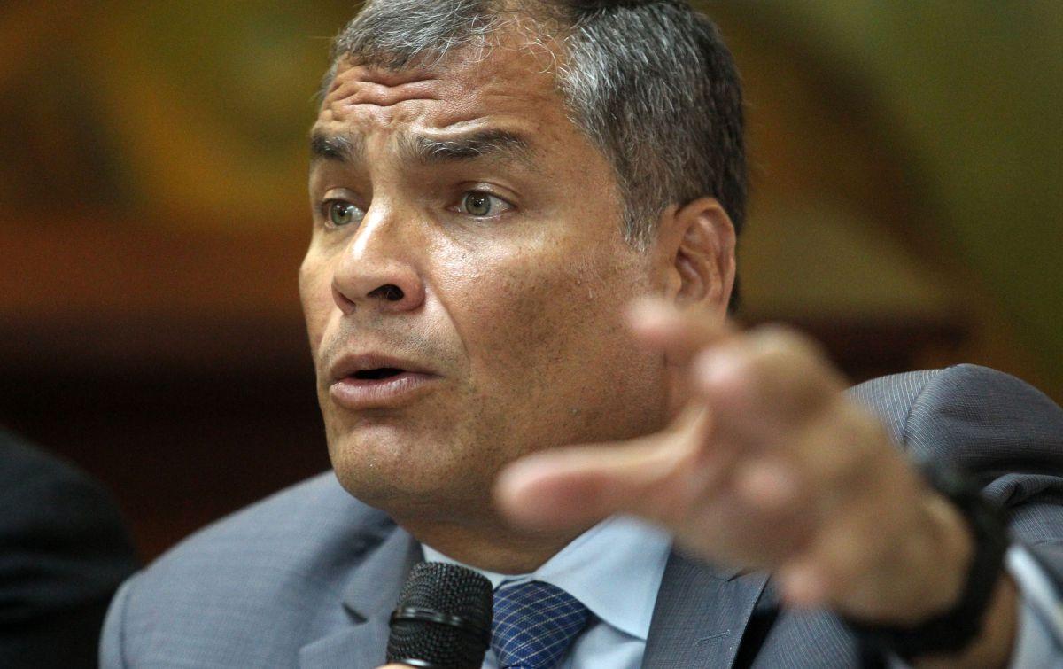 """""""Descorreizar el Ecuador"""""""