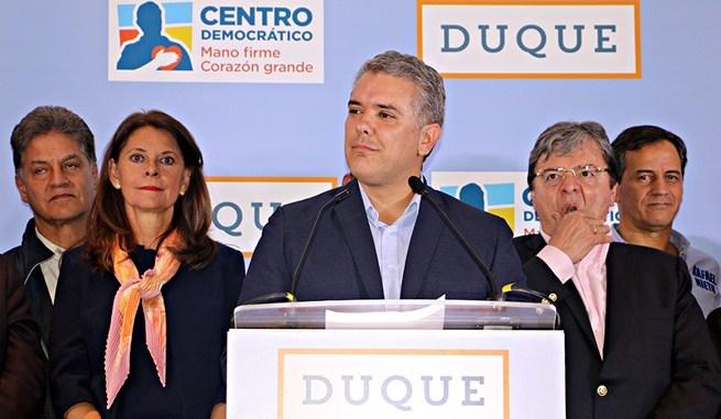 Colombia: Iván Duque toma posesión