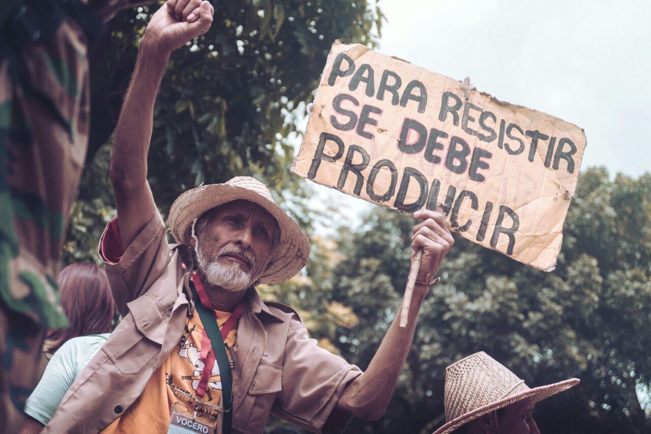 Nuevas formas de protestas en Venezuela