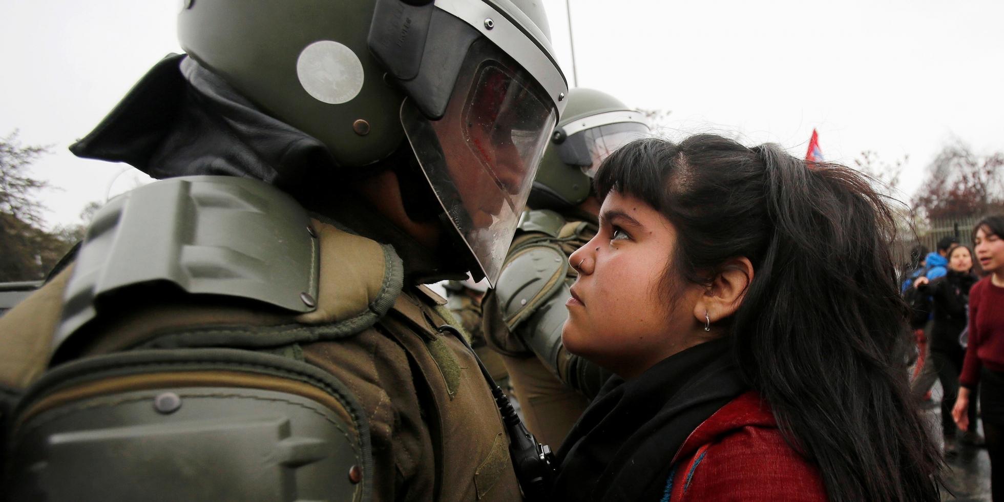 La juventud se politiza en Chile