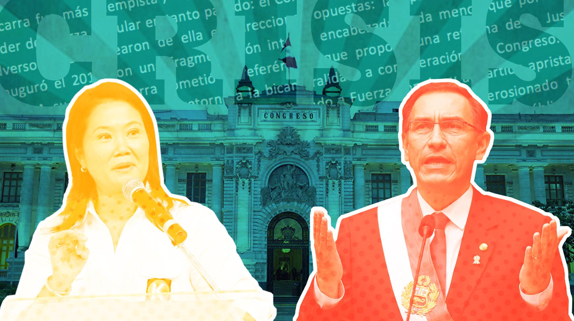 Quién capitaliza la crisis peruana?