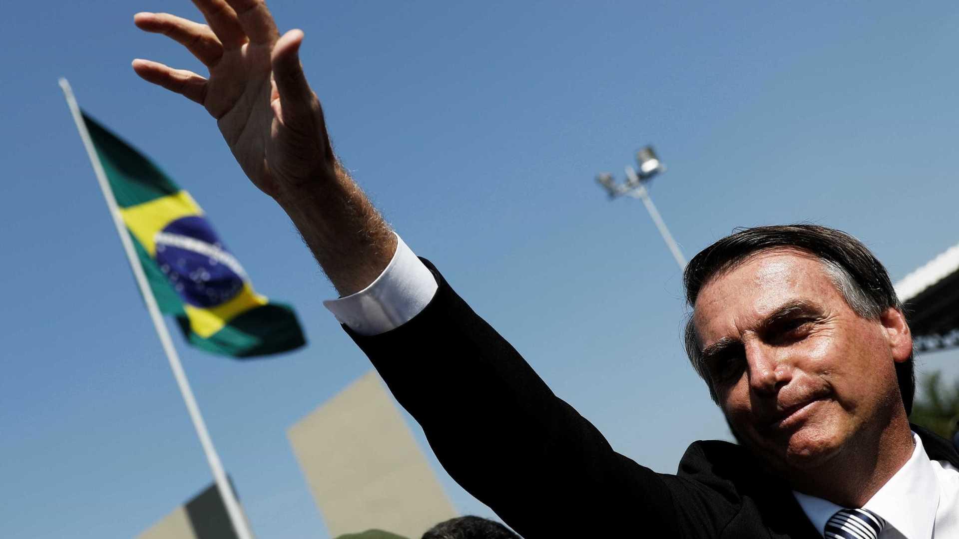 Bolsonaro, orden y progreso?