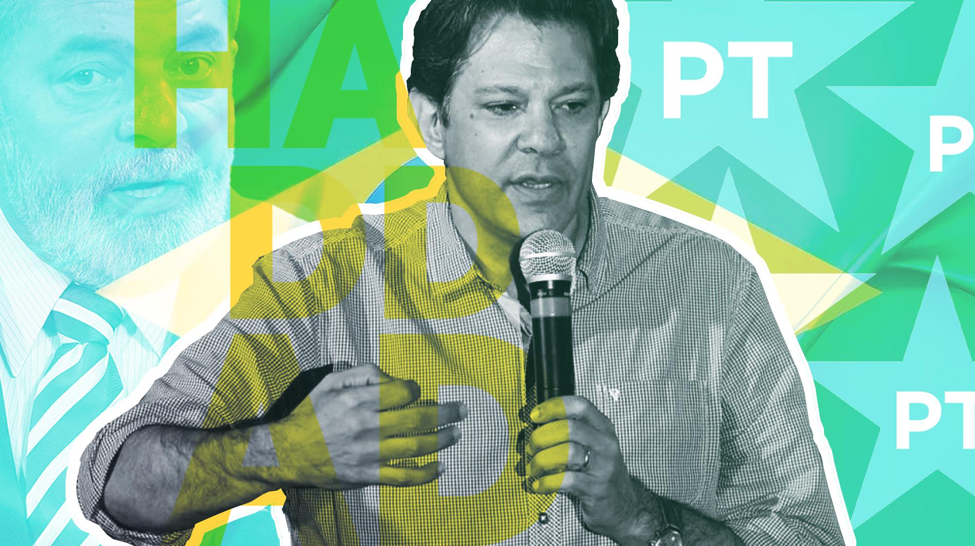 Haddad: proyecto de desarrollo para Brasil