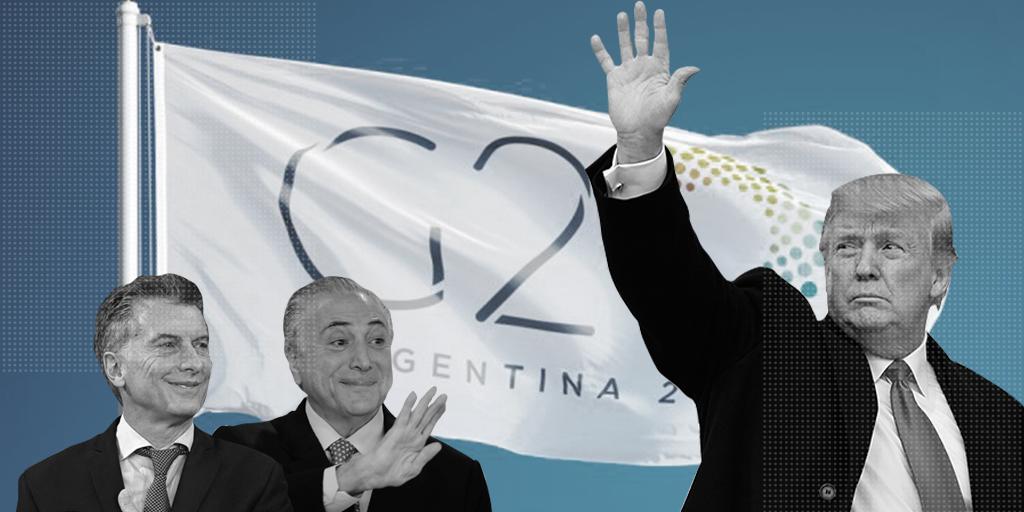 Tensiones al interior de la Cumbre del G20