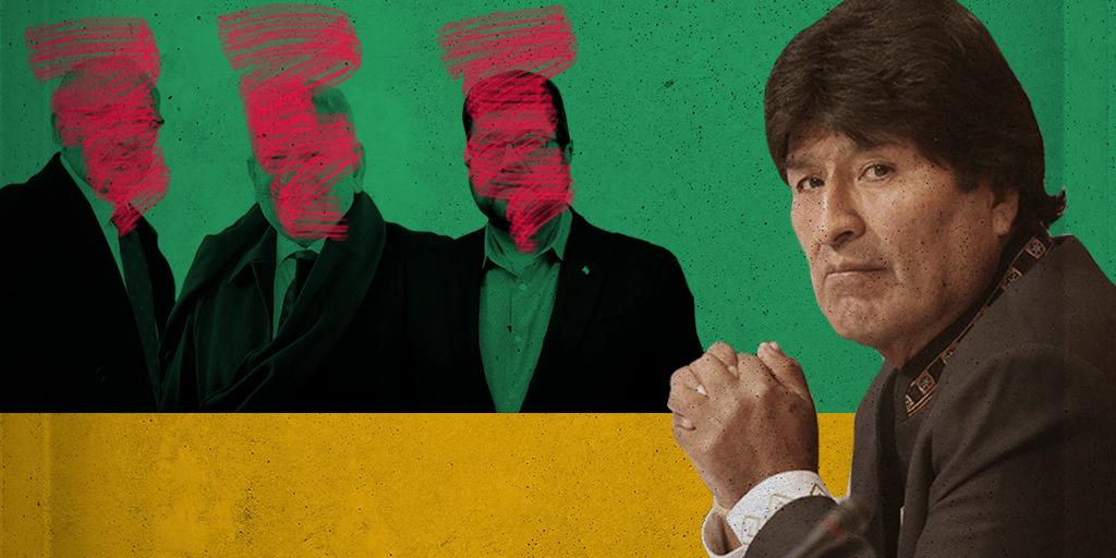 Bolivia rumbo a las primarias