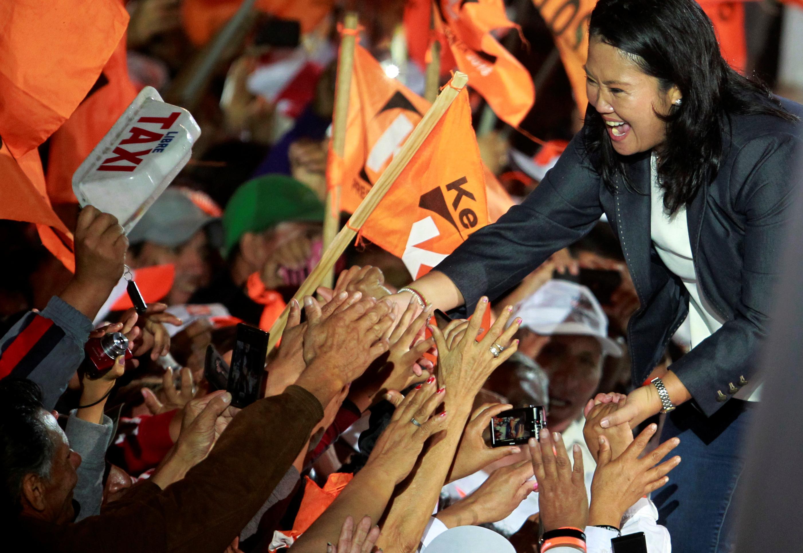 Perú entre la justicia y el espectáculo