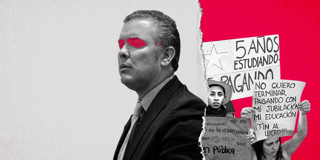 Las grietas de la política colombiana