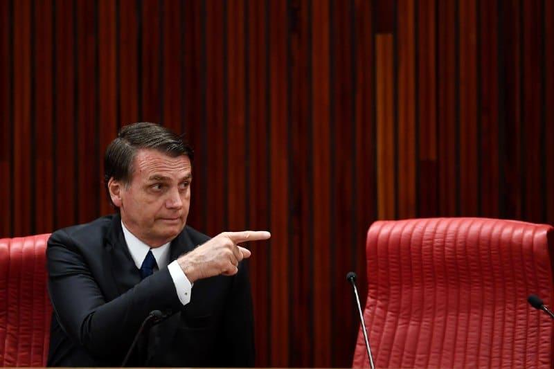Las contradicciones de la asunción de Bolsonaro