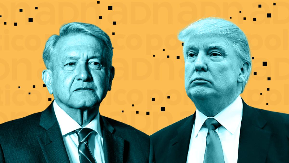 AMLO y Trump, ejes de una relación asimétrica