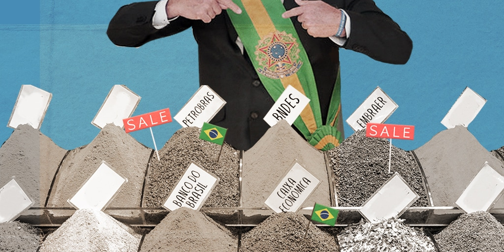 El patriotismo vacío de Jair Messias Bolsonaro