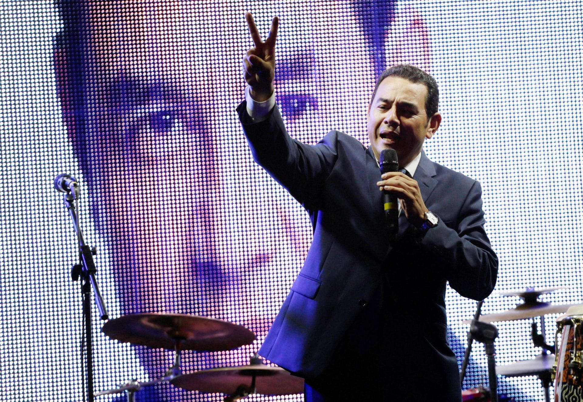 Jimmy Morales o el outsider del poder guatemalteco