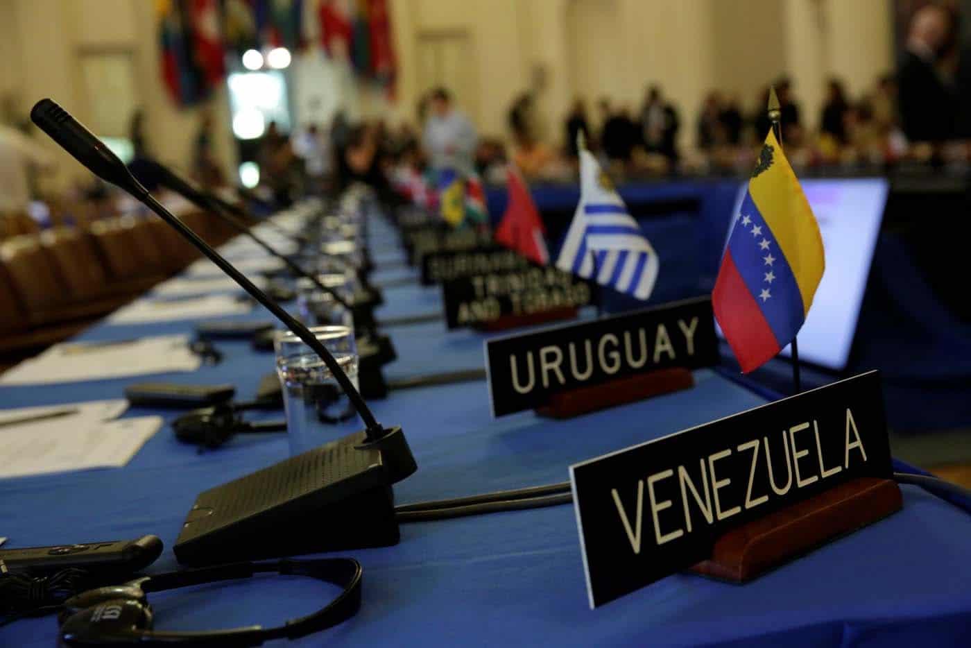 Los intentos fallidos de la OEA contra Venezuela