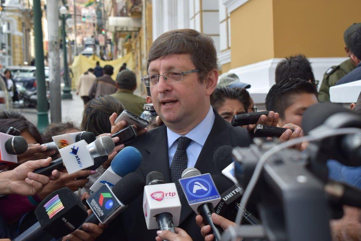 Óscar Ortíz Antelo (Bolivia)