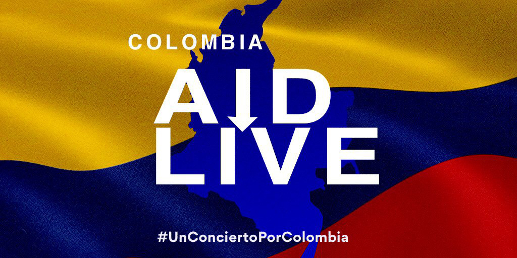 Un concierto para Colombia