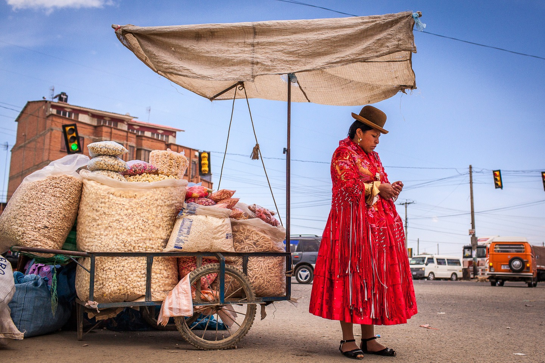 Ciberpolitica en Bolivia- la campaña electoral en redes