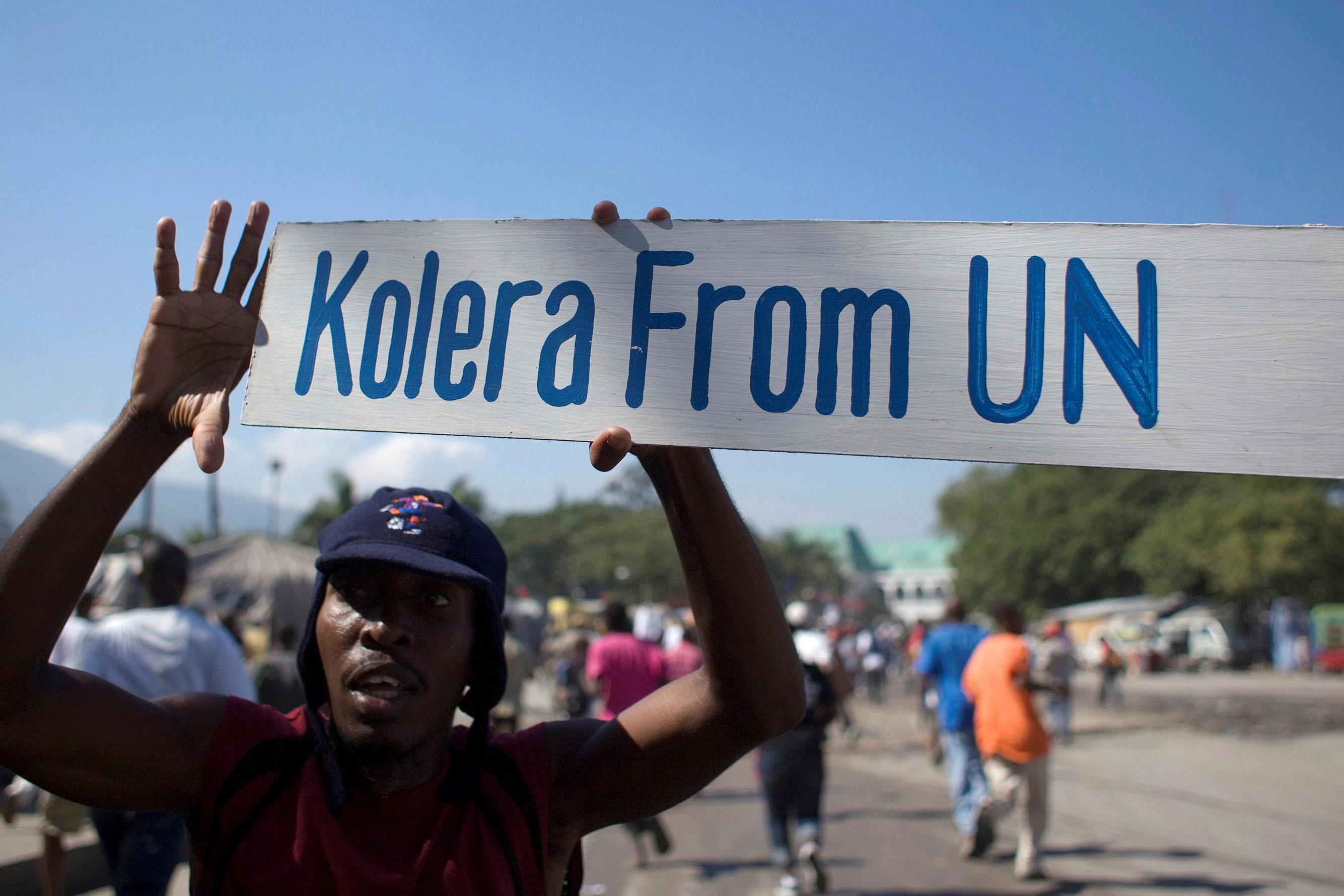 Haití y el resultado de la ayuda humanitaria