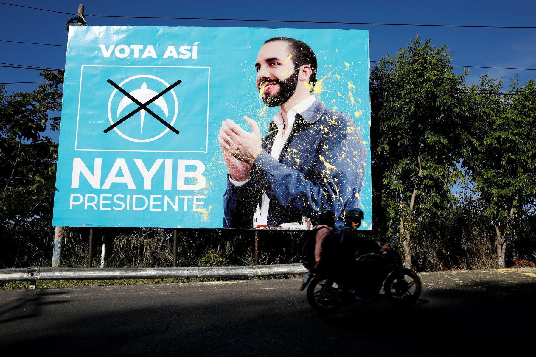 Informe preelectoral de El Salvador, se avecinan rupturas?