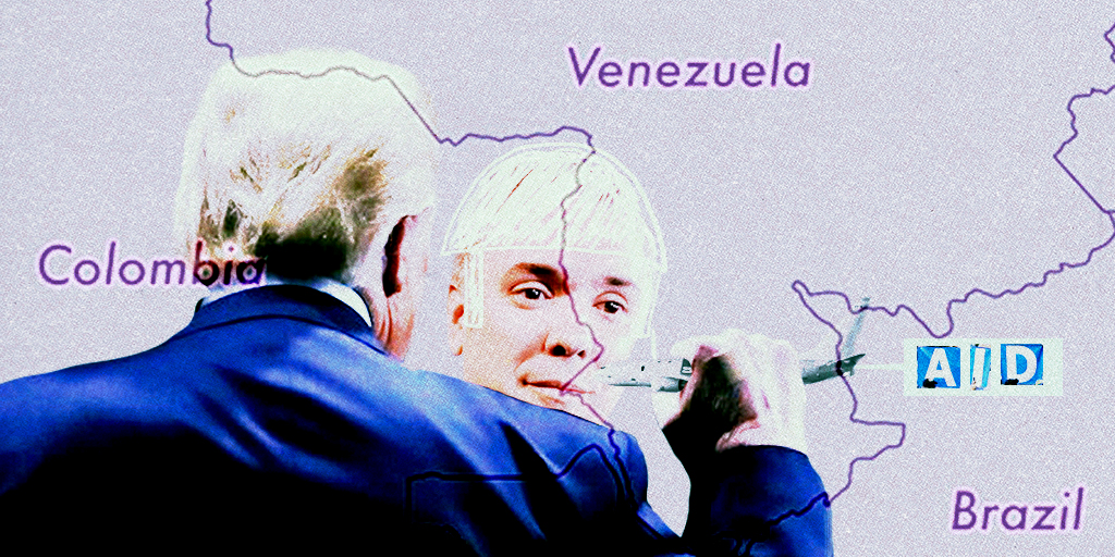 Colombia en la política regional (contra Venezuela)