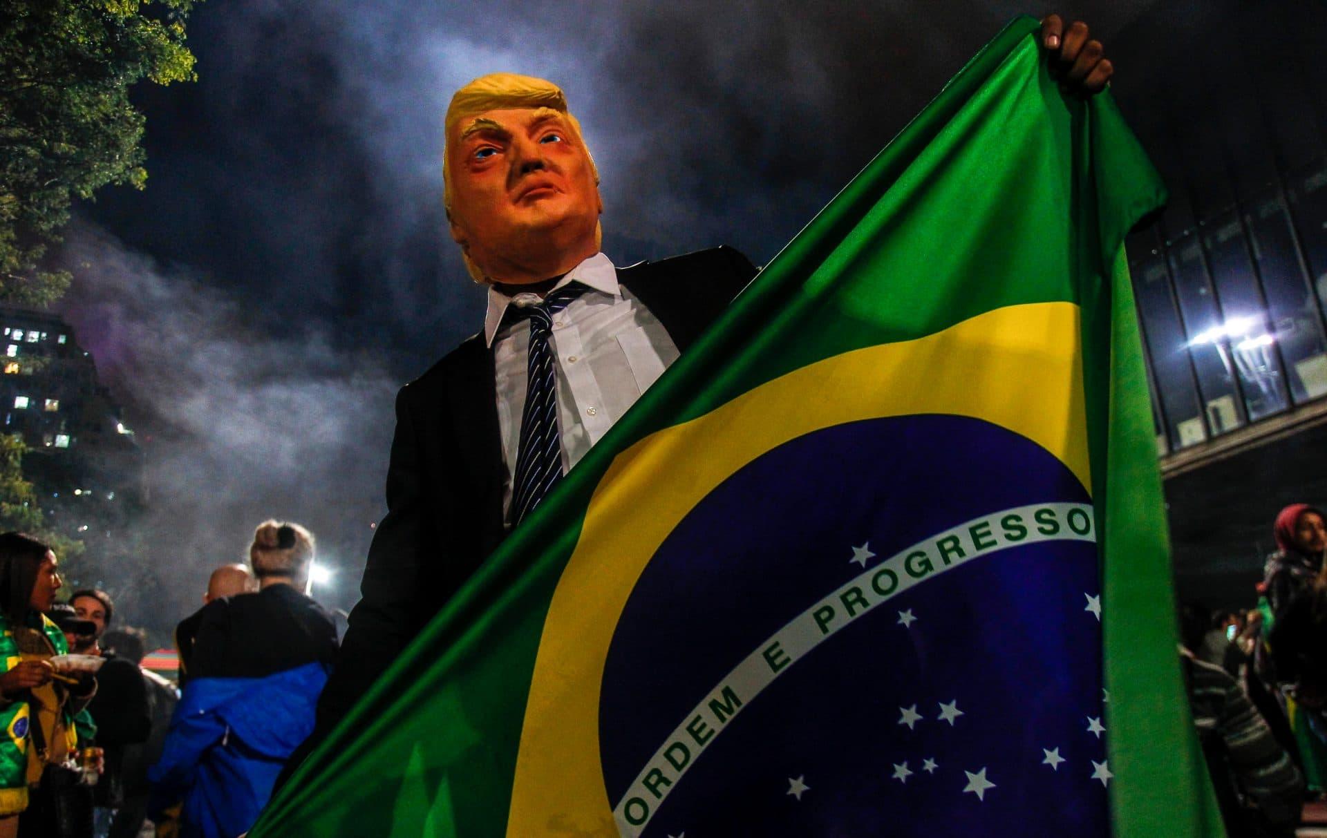 Bolsonaro en EE.UU.- prosperidad, seguridad y democracia