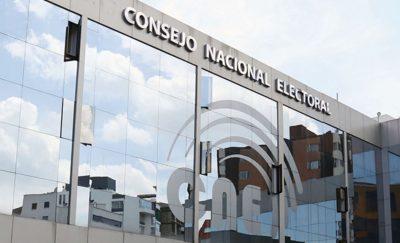 Informe postelectoral- seccionales y CPCCS